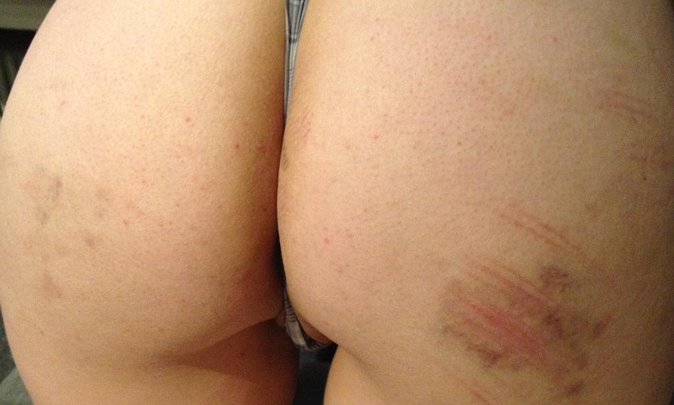 rohrstock spanking große klitoris